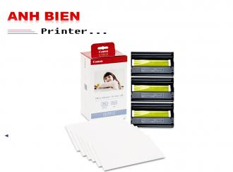 Giấy in ảnh nhiệt máy in Canon Selphy CP1000